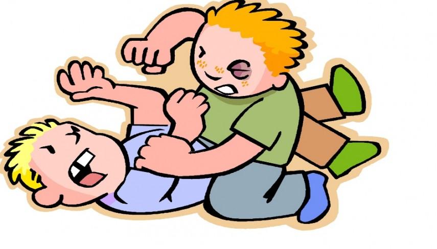 kids fighting #1