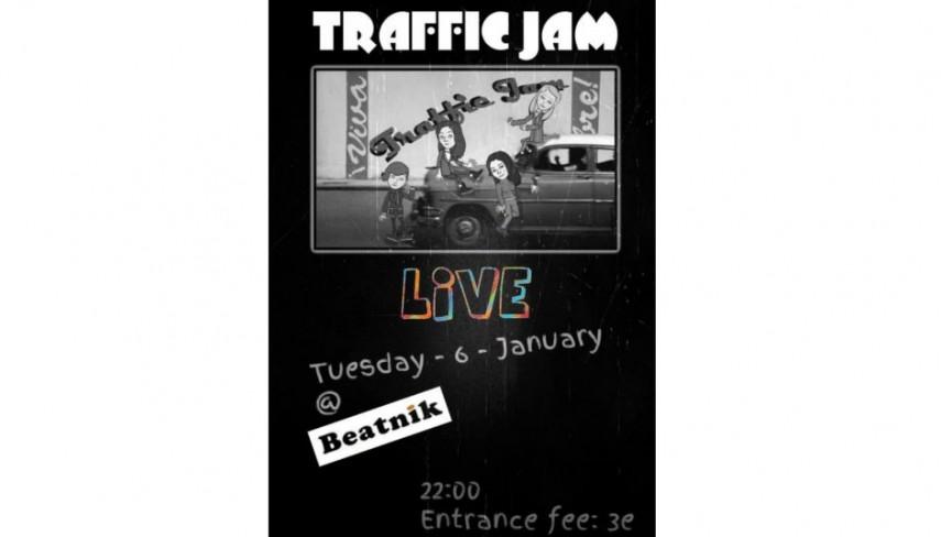 traffic jam beatnik